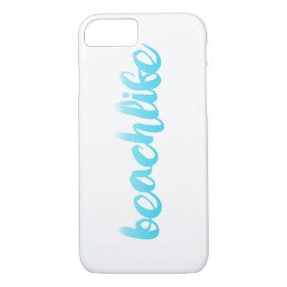 Coque iPhone 7 Cas de l'iPhone 7 de la vie de plage