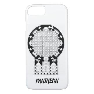 Coque iPhone 7 Cas de l'iPhone 7 de Panthéon