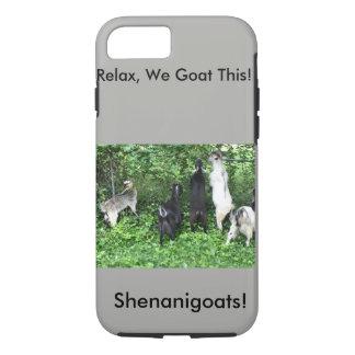 Coque iPhone 7 Cas de l'iPhone 7 de Shenanigoats