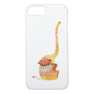 Coque iPhone 7 cas de l'iPhone 7 d'éléphant