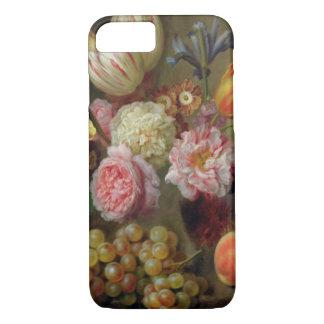 Coque iPhone 7 Cas de l'iPhone 7 d'étude de fleur