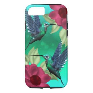 Coque iPhone 7 Cas de l'iPhone 7 d'oiseau de ronflement