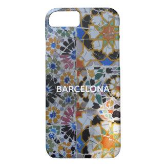 Coque iPhone 7 Cas de téléphone de Barcelone