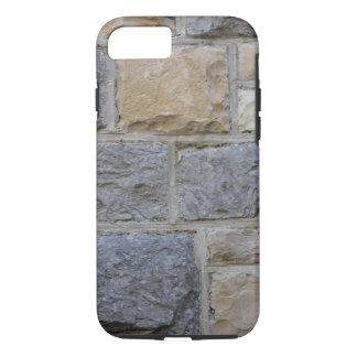 Coque iPhone 7 Cas de téléphone de conception de Pierre-regard de