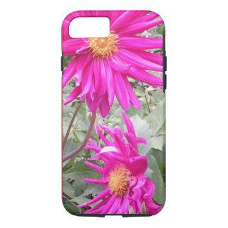 Coque iPhone 7 Cas de téléphone de dahlia