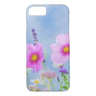 Coque iPhone 7 Cas de téléphone de fleur sauvage