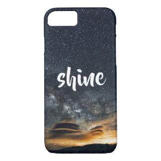 Coque iPhone 7 Cas de téléphone de galaxie