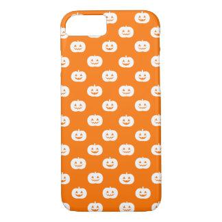 Coque iPhone 7 Cas de téléphone de Jack O'Lantern
