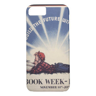 Coque iPhone 7 Cas de téléphone de la semaine du livre de 1943
