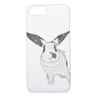 Coque iPhone 7 Cas de téléphone de lapin de lapin, illustration
