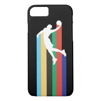 Coque iPhone 7 Cas de téléphone de NBA de Russel Westbrook