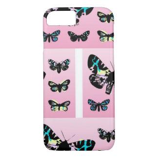 Coque iPhone 7 Cas de téléphone de papillon