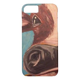 Coque iPhone 7 Cas de téléphone de vache