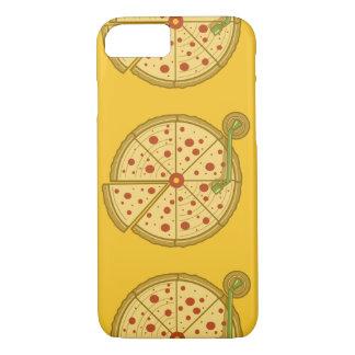 Coque iPhone 7 Cas de téléphone de vinyle de pizza