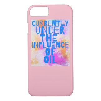 Coque iPhone 7 Cas de téléphone d'huile essentielle