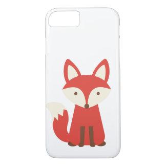 Coque iPhone 7 Cas de téléphone d'impression de Fox