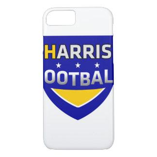 Coque iPhone 7 Cas de téléphone du football de Harris