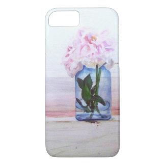 Coque iPhone 7 Cas de téléphone portable de fleur