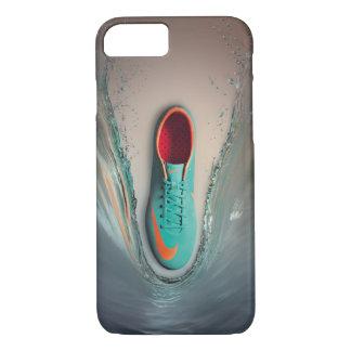 Coque iPhone 7 cas de téléphone portable du football de l'iPhone