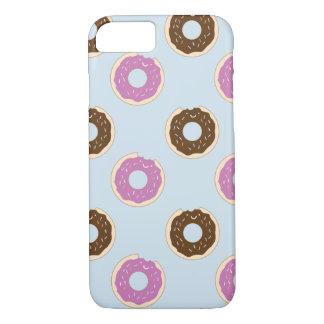 Coque iPhone 7 Cas heureux de l'iPhone 6/6s de beignet