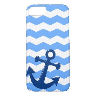 Coque iPhone 7 Cas nautique de Chevron
