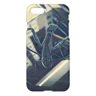 Coque iPhone 7 Cas peint de téléphone de mante de prière