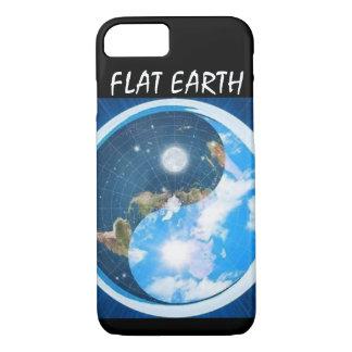Coque iPhone 7 Cas plat de téléphone de la terre