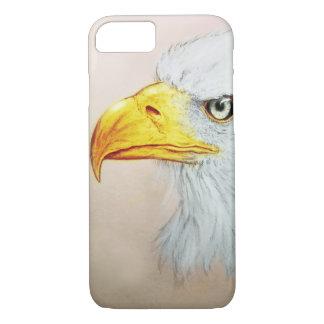 Coque iPhone 7 cas vintage d'iPhone - Eagle