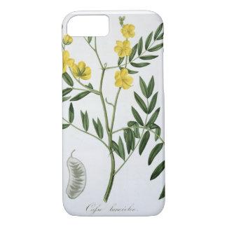 """Coque iPhone 7 Casse de """"Phytographie Medicale"""" par Joseph Roqu"""