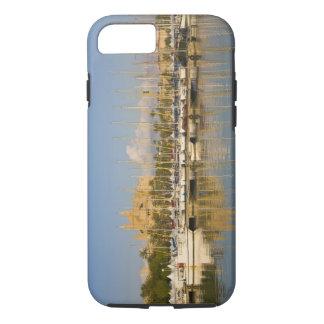 Coque iPhone 7 Cathédrale et marina, Palma, Majorque, Espagne