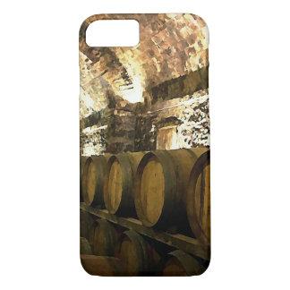 Coque iPhone 7 Cave rustique