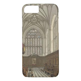 Coque iPhone 7 Chapelle d'université de Winchester, de la
