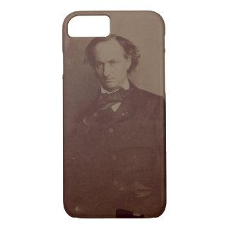 Coque iPhone 7 Charles Baudelaire (1820-1867), poète français,