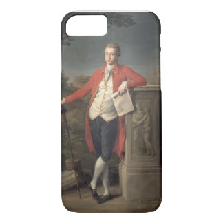 Coque iPhone 7 Charles Cecil Roberts, 1778 (huile sur la toile)