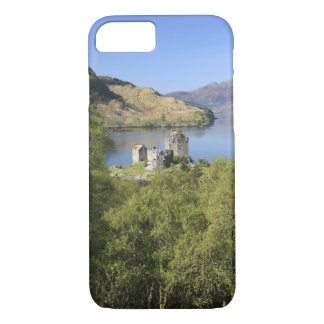 Coque iPhone 7 Château d'Eilean Donan, Ecosse. L'Eilean célèbre