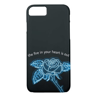Coque iPhone 7 Chute hors de l'amour