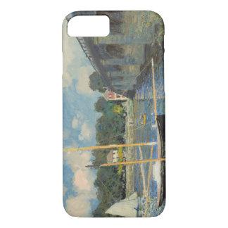 Coque iPhone 7 Claude Monet | le pont à Argenteuil