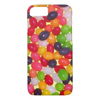 Coque iPhone 7 collection colorée de dragée à la gelée de sucre