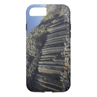 Coque iPhone 7 Colonnes de basalte par la caverne de Fingal,