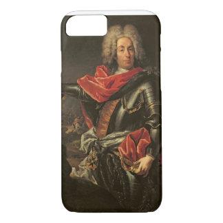 Coque iPhone 7 Compte général Johann Matthias von der Schulenburg