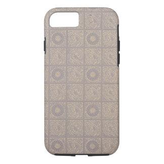Coque iPhone 7 Conception de couche-culotte pour le papier peint,