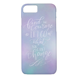Coque iPhone 7 Conclusion de votre courage