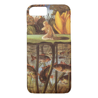 Coque iPhone 7 Conte de fées vintage de Thumbelina, Eleanor Vere