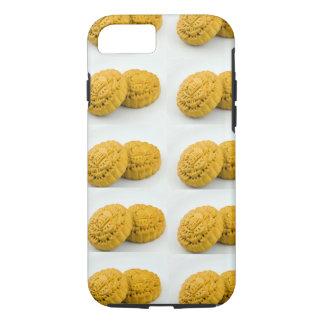 Coque iPhone 7 Cool de conception de caisse de gâteaux de lune
