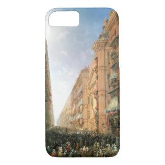 Coque iPhone 7 Cortège de Corpus Christi dedans par