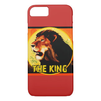 Coque iPhone 7 Couche Cellulaire iPhone 7 The King