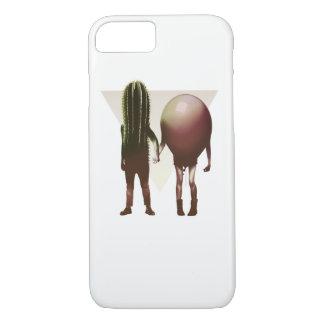Coque iPhone 7 Couples Hori
