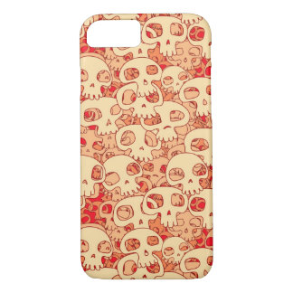 Coque iPhone 7 Crânes frais