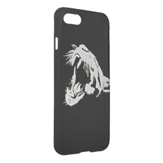 COQUE iPhone 7 CRI DE TIGRE