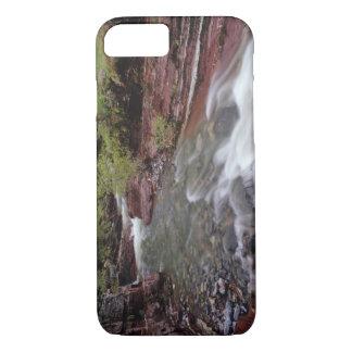 Coque iPhone 7 Crique perdue de cheval en parc national de lacs